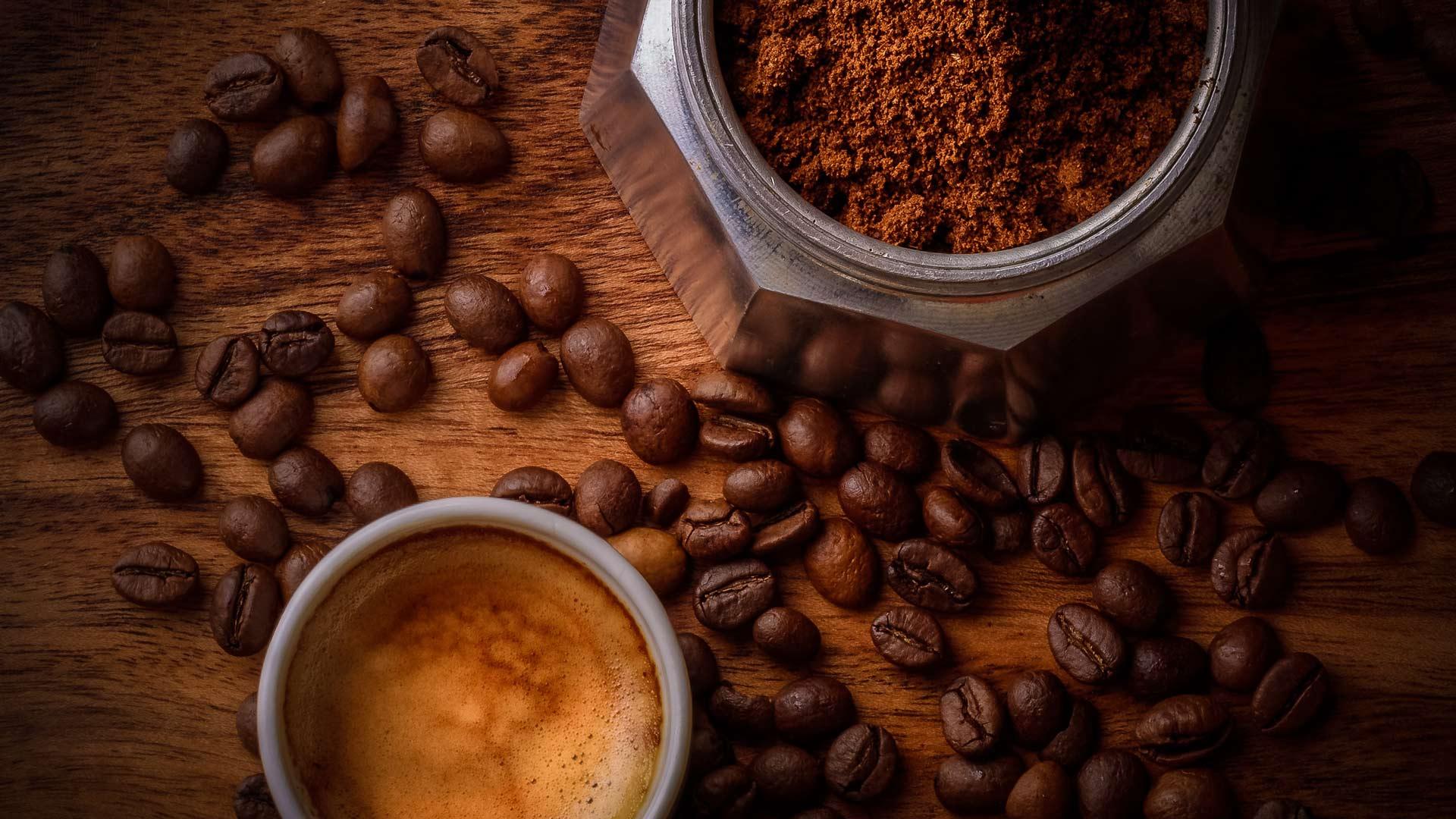 Home Slide 2 – Coffee